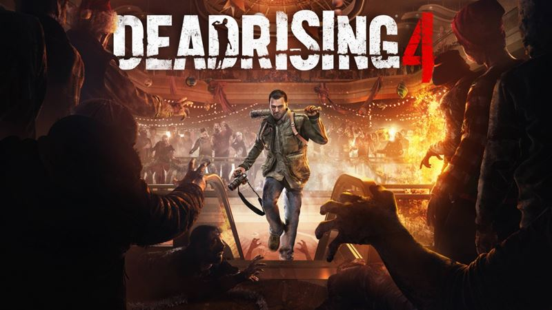 5. Dead Rising 4 (PS4, Xbox One และ PC