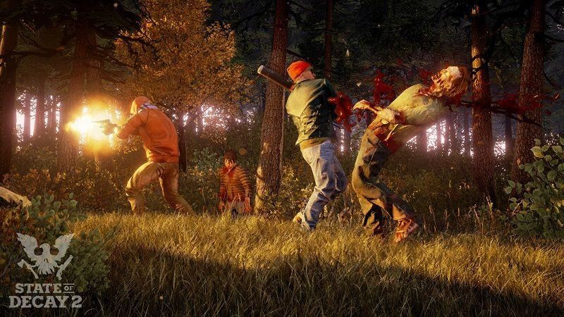 6. State of Decay 2 (PC และ Xbox One