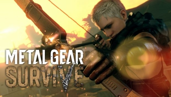 9. METAL GEAR: SURVIVE (PS4, Xbox One, PC)